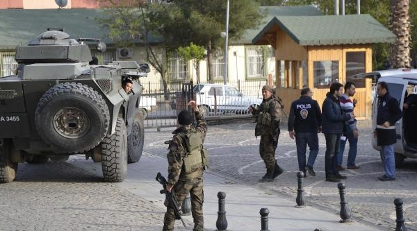 Ceylanpınar'da Terör Operasyonu: 15 Gözaltı