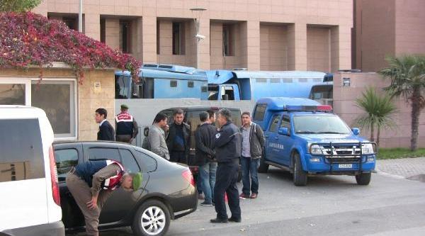 Cezaevi Müdürünün Vurulmasi Davasinda, Çakici'ya Siki Koruma