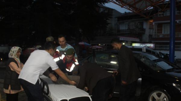 Cezaevi Ring Aracı Şarampole Devrildi; 5'i Mahkum 12 Yaralı