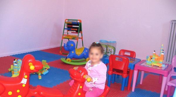 Cezaevinde Anneleriyle Kalan Çocuklara Oyun Parkı