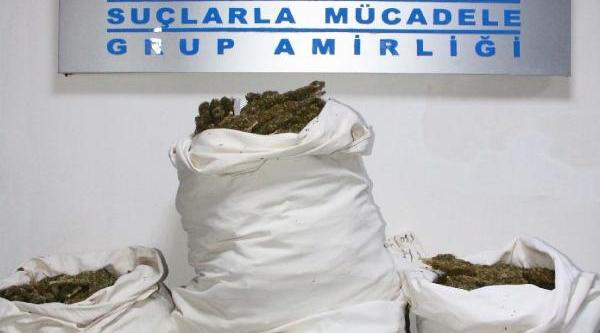 Cezaevinden Çikti, 15 Gün Sonra Uyuşturucu Sevkiyati Suçundan Tutuklandi
