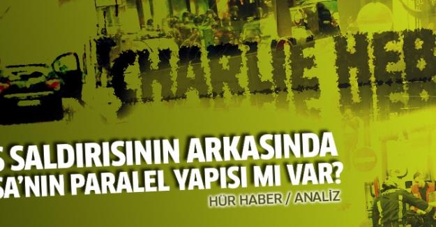 Charlie Hebdo katliamı, Fransa'nın paralel yapısının işi olabilir mi?