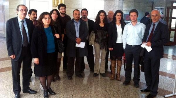 Çhd'li 18 Avukata 3'er Yil Hapis Istemi