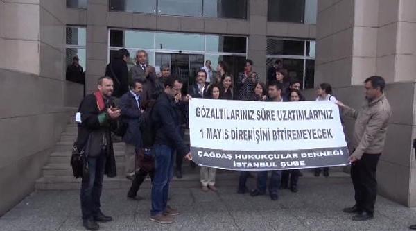 Çhd'li Avukatlar 1 Mayıs Savcılarını Hsyk'ya Şikayet Etti