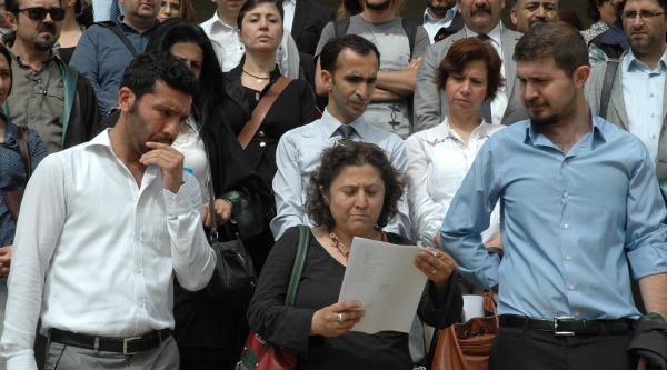 Çhd'li Avukatlar Soma'ya Gitti