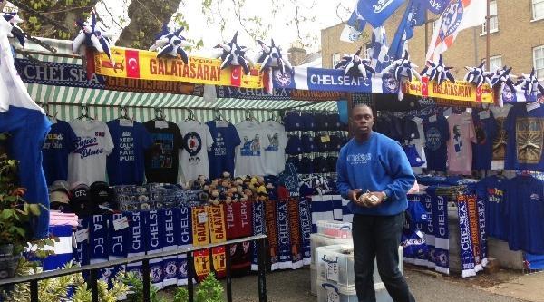 Chelsea-galatasaray Maçı Öncesi Taraftar Manzaraları (ek Fotoğraflar)