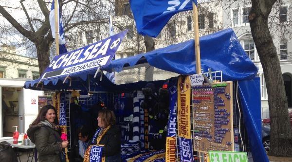 Chelsea-galatasaray Maçı Öncesi Taraftar Manzaraları (ek Fotoğraflar 2)