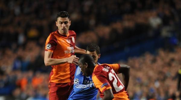 Chelsea - Galatasaray Maçından Ek Fotoğraflar
