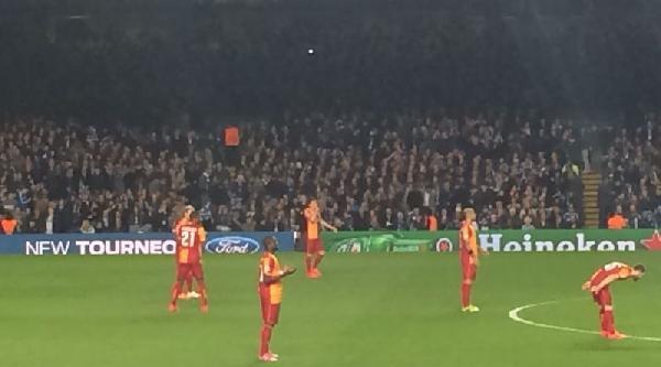 Chelsea - Galatasaray Maçından Fotoğraflar