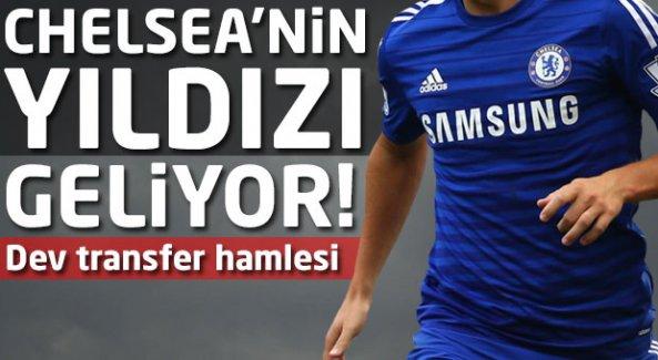 Chelsea'nin yıldızı geliyor! Dev transfer hamlesi...