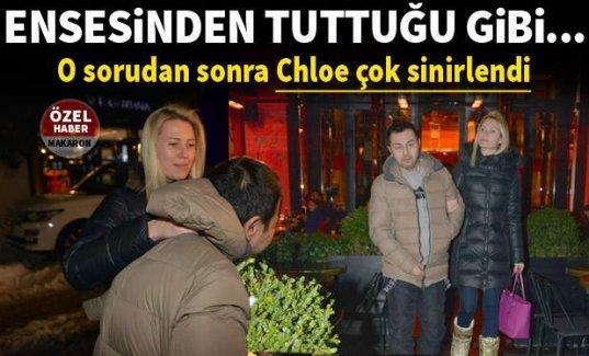 Chloe Serdar Ortaç'a acımıyor!