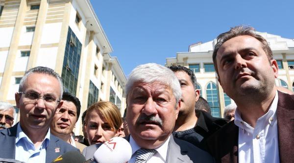 Chp Antalya'da Seçimin İptalini Ve Tümden Yenilenmesini İstedi