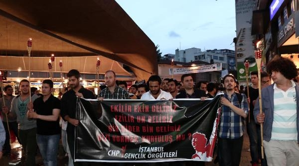 Chp Gençlik Kolları: Yarın Taksim'deyiz