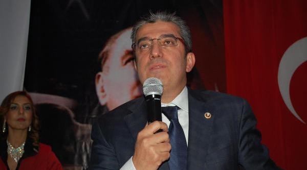 Chp Genel Başkan Yardimcisi: Mersin'de Büyükşehir Ve 13 Ilçede Belediye Başkanliğini Alacağiz