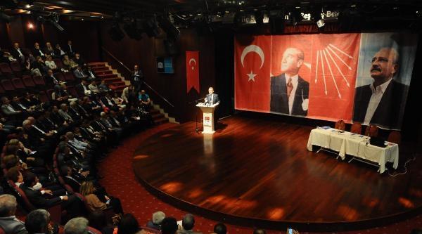 Chp Genel Başkan Yardımcısı Tezcan: Tomaların Hakim Olduğu Bir Rejim Var