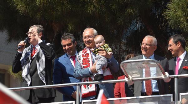 Chp Genel Başkanı Kılıçdaroğlu İzmir'de (2)