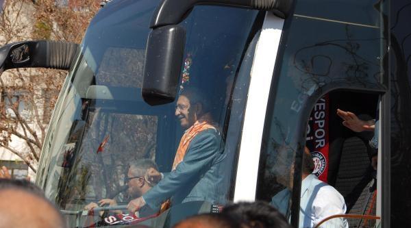 Chp Genel Başkanı Kılıçdaroğlu İzmir'de (3)