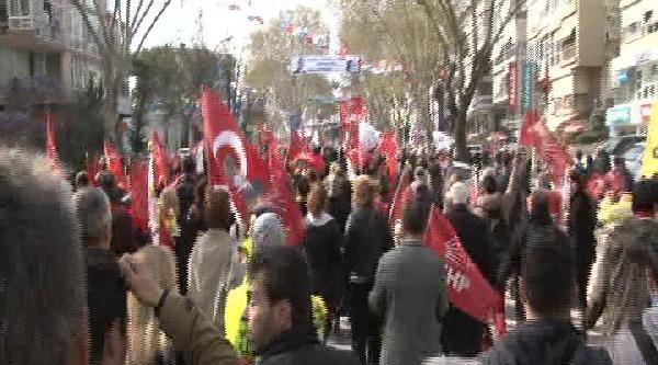Chp Genel Başkanı Kılıçdaroğlu Kadıköy Meydanı'nda Konuştu