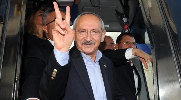 Chp Genel Başkani Kiliçdaroğlu; Mazottan Ötv Ve Kdv'yi Kaldiracağiz (2)