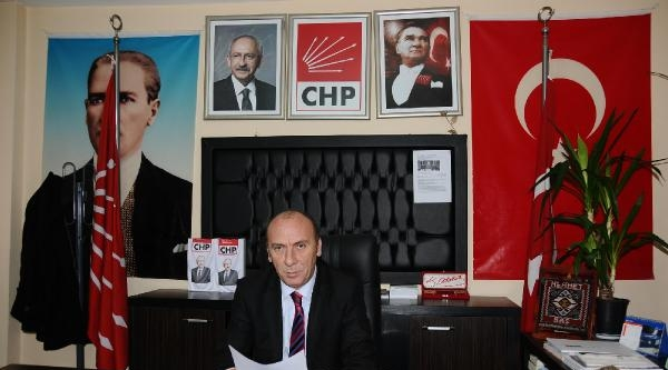 Chp Hakkari İl Başkanı Baş, Rektör Ceylan'ı Sert İfadelerle Eleştirdi
