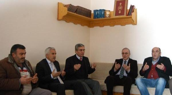 Chp Heyetinden Gülen'in Yakinlarina Taziye