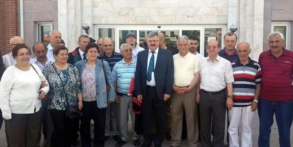 Chp Isparta İl Başkanı Şenol, Başbakan'a Hakaretten Beraat Etti
