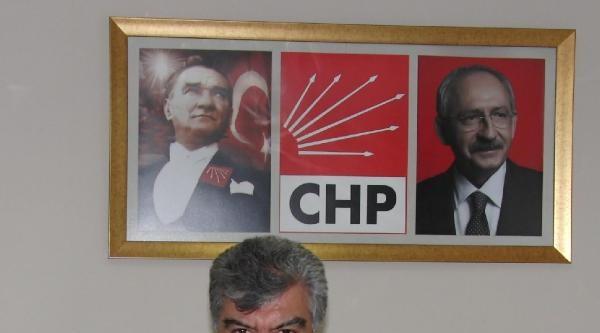 Chp İzmir İl Başkanı Engin: Ak Parti'nin Oyları Artmadı
