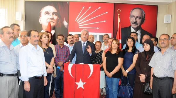 Chp Kayseri İl Başkanı: Türkiye, Ağustos Ayında Erdoğan'dan Kurtulacak