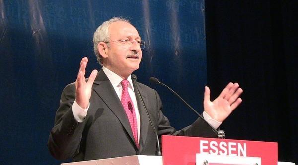 Chp Lideri Kılıçdaroğlu: 12 Eylül'de Çikan Bütün Darbe Yasalarını Alaşağı Edeceğiz