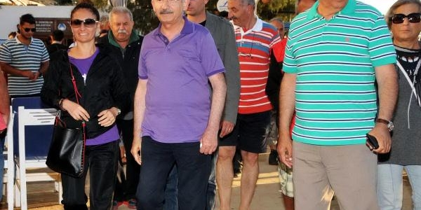 Chp Lideri Mazi Köyü'Nü Gezdi (2)
