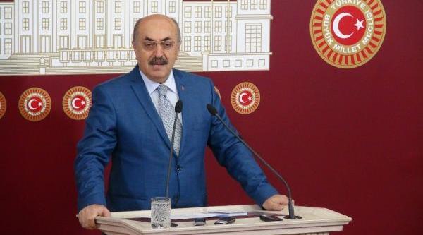 Chp Milletvekili Ali Haydar Öner : Altinok'un Emniyet Müdürü Olarak Görevlendirilmesi Hukuk Dişi