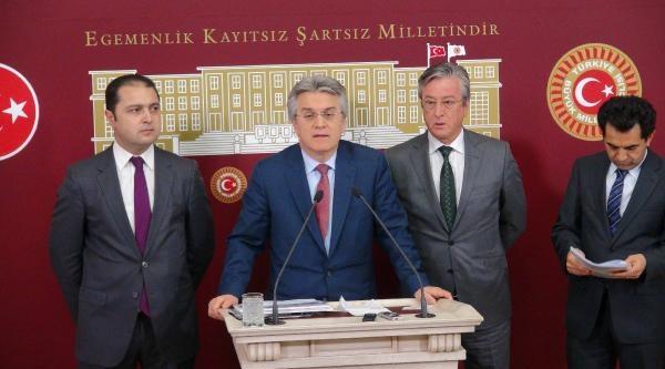 Chp Milletvekili Bülent Kuşoğlu : Bu Sadece Bir Oyunmuş