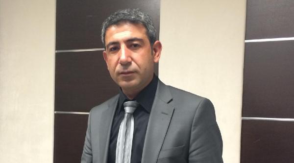 Chp Siirt Belediye Başkan Adayı Galip Çakmak Adaylıktan Çekildi