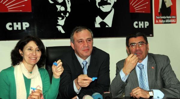 Chp, Tokat'ta Halka Bekçi Düdüğü Dağıtacak