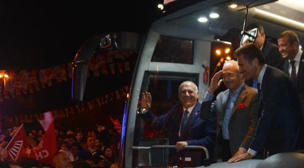 Chp Tuzla Mıtıngi Kılıçdaroğlu Fotoğrafları