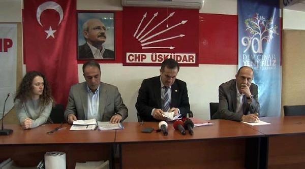 Chp Üsküdar Adayı Özkes: Üsküdar'da Seçimi Biz Kazandık