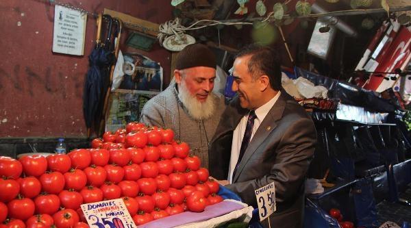 Chp Üsküdar Belediye Başkanı Adayı Emekli Müftü İhsan Özkes'ten Kardeşlik Projesi