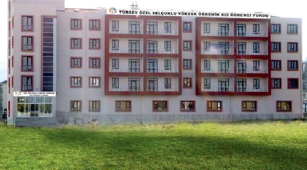 Chp Ve Mhp'den, 29 Yıllığına Türgev'e Bedelsiz Tahsil Edilen Yurt Binası İçin Soru Önergesi