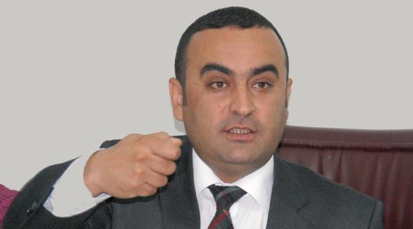 Chp: Yozgat'ta Atılan Temel Unutuldu