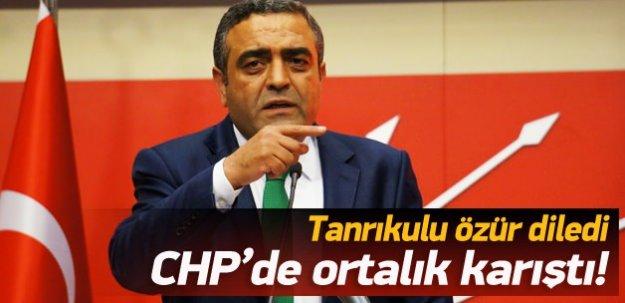 CHP'de ortalığı karıştıran 'Dersim' özrü