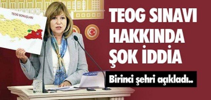 CHP'DEN ŞOK TEOG İDDİASI