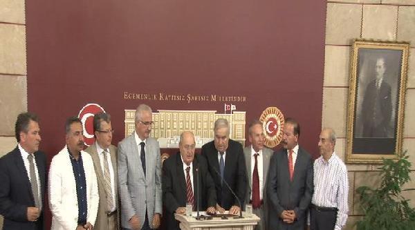 Chp'li Anadol Ve Eski Milletvekilleri, Kılıçdaroğlu'nu İstifaya Çağirdi