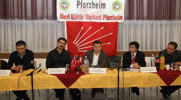 Chp'li Aygün: Kiliçdaroğlu  Haci Bektaş Ile Övünmelidir