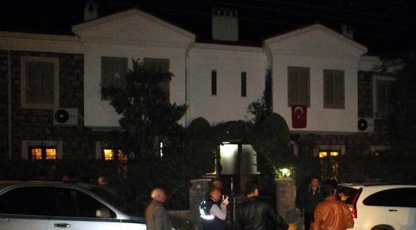 Chp'li Başkan Acar'ın Villasına Silahlı Saldırı