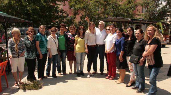 Chp'li Başkandan Tuncay Özkan'a Üyelik Teklifi