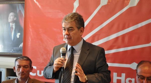 Chp'li Batum, Başbakan Ve Cumhurbaşkanına Yüklendi