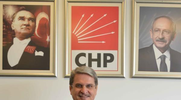 Chp'li Çiray: Erdoğan, Yine Savcılığa Soyunmuştur