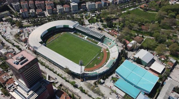 Chp'li Demiröz'den Bursa Atatürk Stadı'nın Yıkımına Tepki