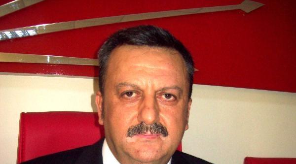Chp'li Ediboğlu'ndan, Bakan Ala'ya 'duvar' Sorusu