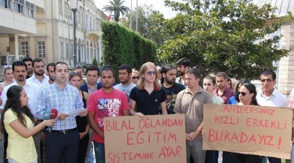 Chp'li Gençlerden Bilal Erdoğan Tepkisi